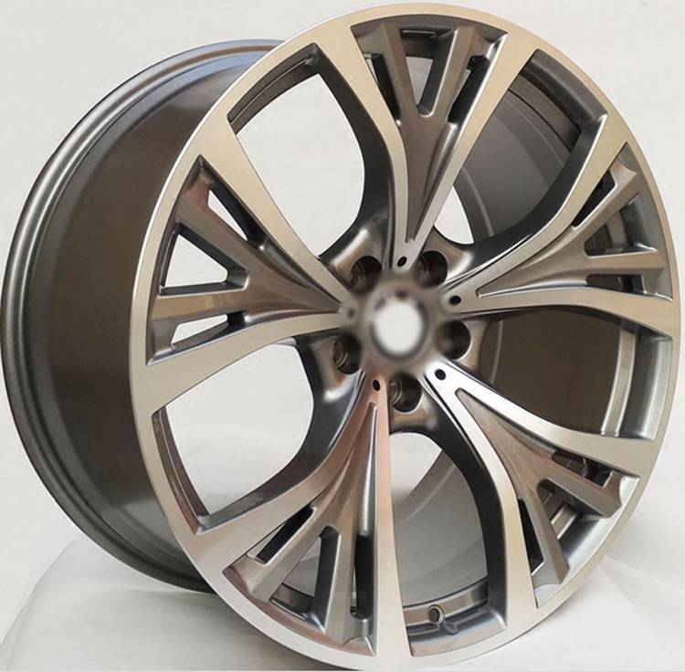 "1 - piece Forged WheelsCar Rim 21"" For BMW M4 / Customized 21inch Forged Aluminum Alloy Wheel Rims"